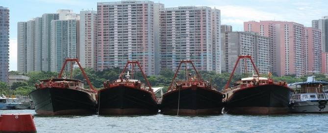 Proteccion de derechos de propiedad industrial en ferias comerciales de Hong Kong