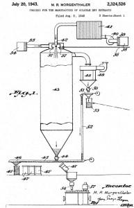 patente café soluble