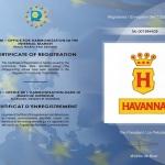 Marcas registradas con historia de éxito: HAVANNA