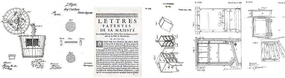 Historia de las patentes
