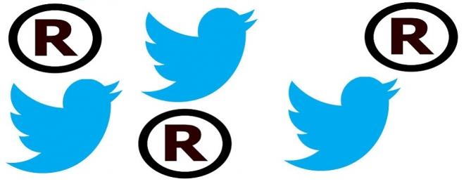 Infracción de marca en Twitter