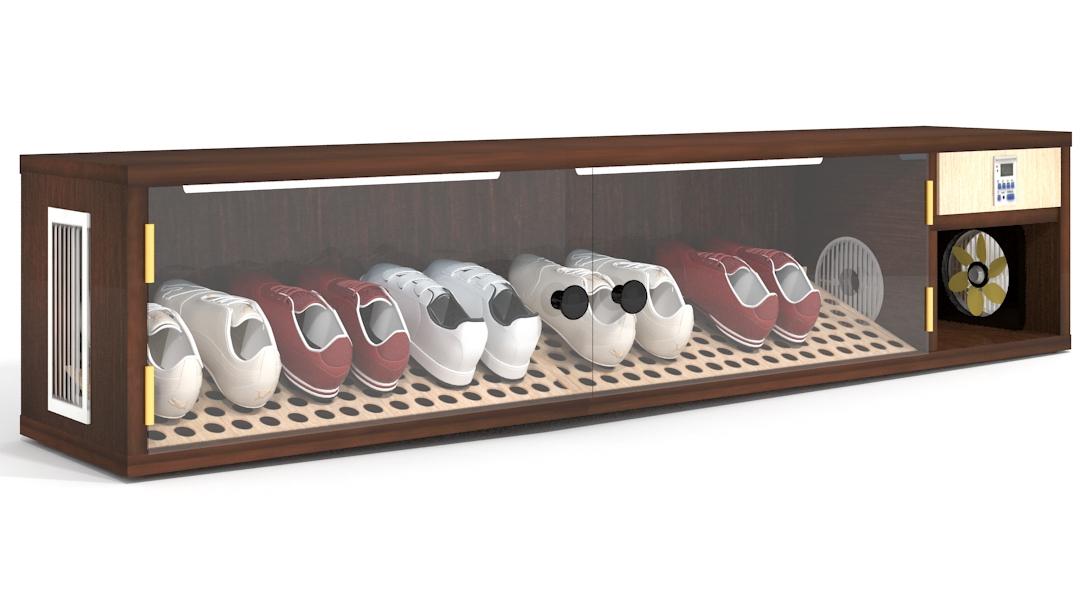 Promoci n de invenciones armario zapatero fds for Zapatero de armario