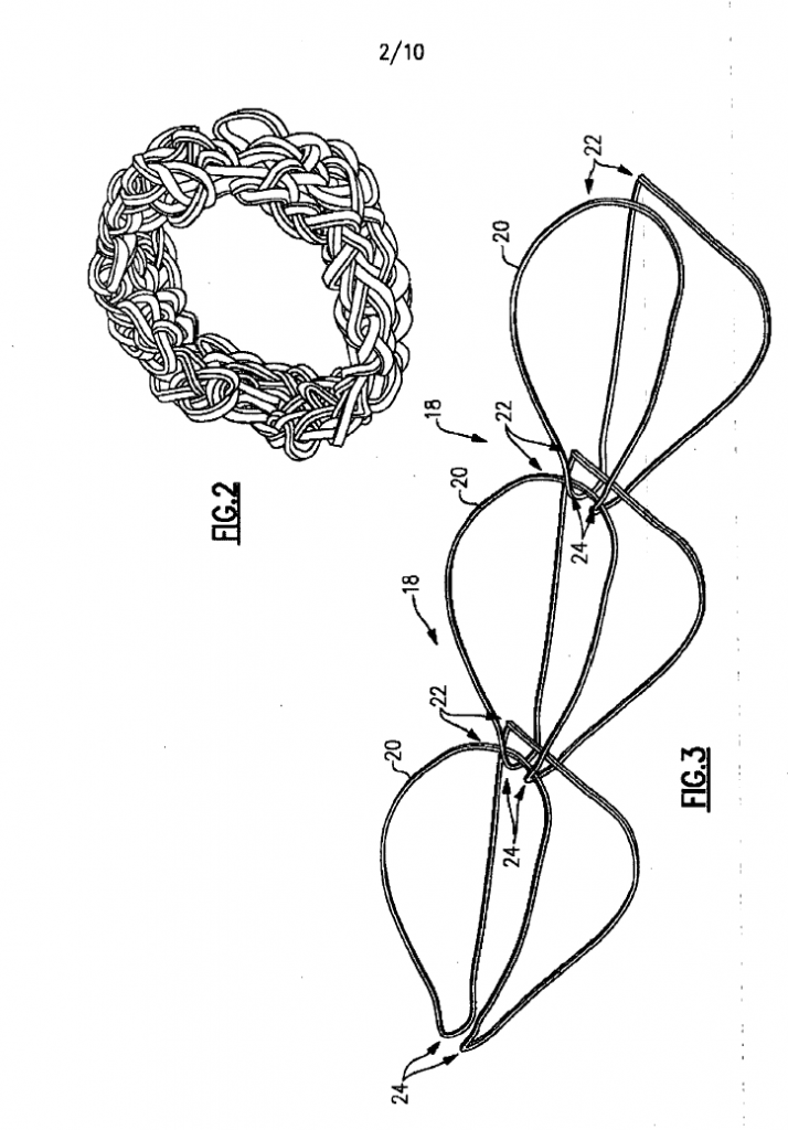 Dibujo 2 patente