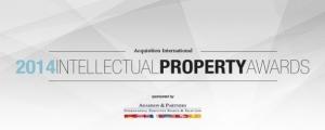 intellectual property award 2014