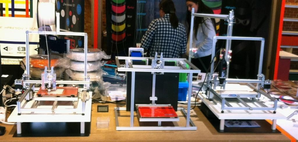 impresión 3D: Replic Age Fest