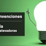 Promoción de invenciones: góndola con plataformas elevadoras