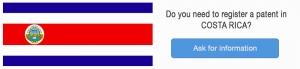patent registration in costa rica