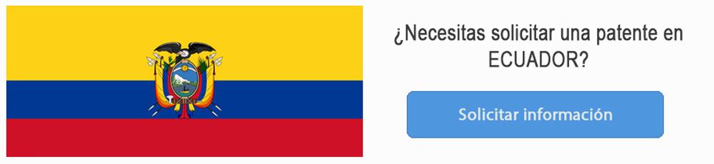 registro de patentes en ecuador
