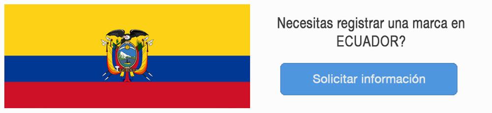 registro de marca en Ecuador