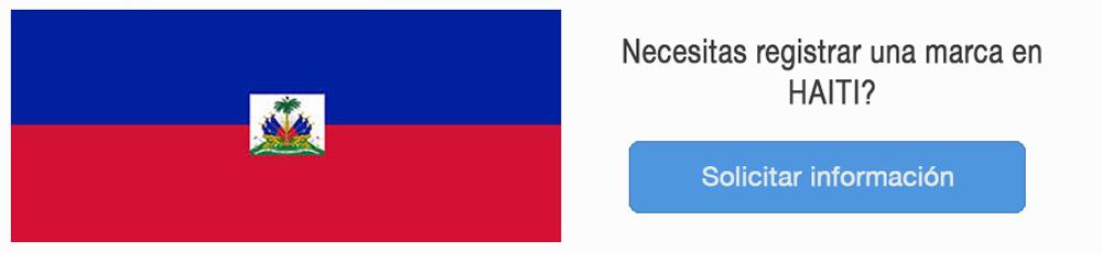 registro de marca en haiti