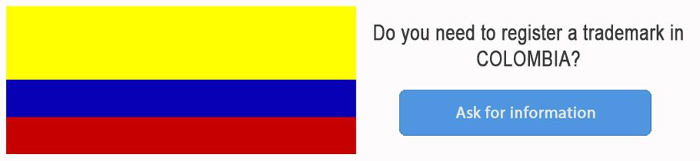 trademark registrationj in colombia