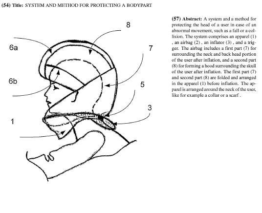 inflatable bike helmet