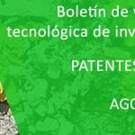 Boletines de vigilancia de patentes verdes: Agosto 2014