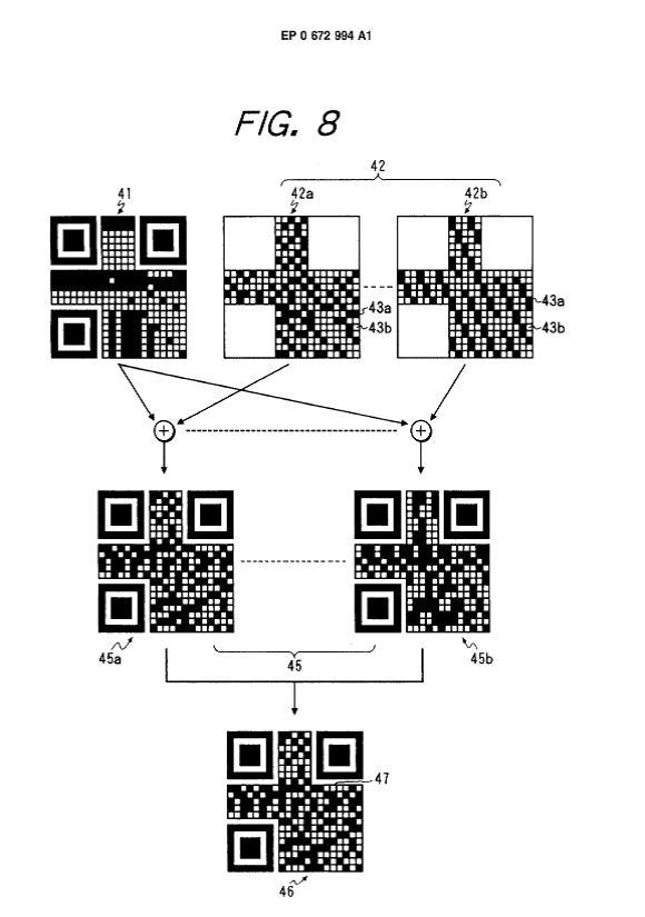 QR code inventors