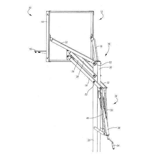patente tablero