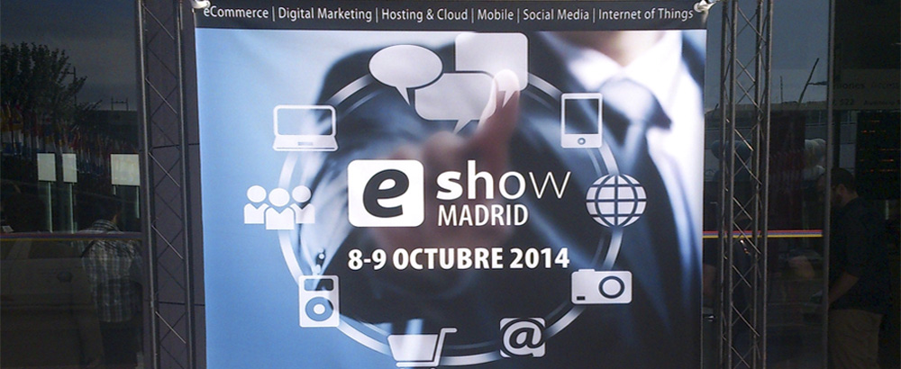 eShow madrid 2014