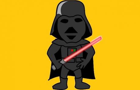 La respiración de Dark Vader es una marca registrada