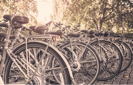 Propiedad industrial y deporte: Bicicletas