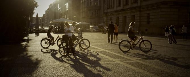 revolucion tecnologica en las bicicletas