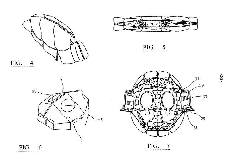 collapsible helmet