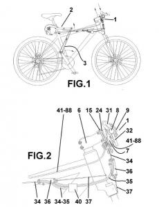 tracción auxiliar para bicicletas