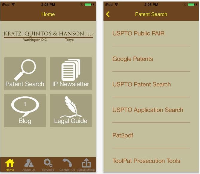 PatentApp