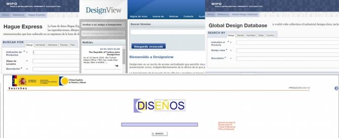 localizador de diseños industriales