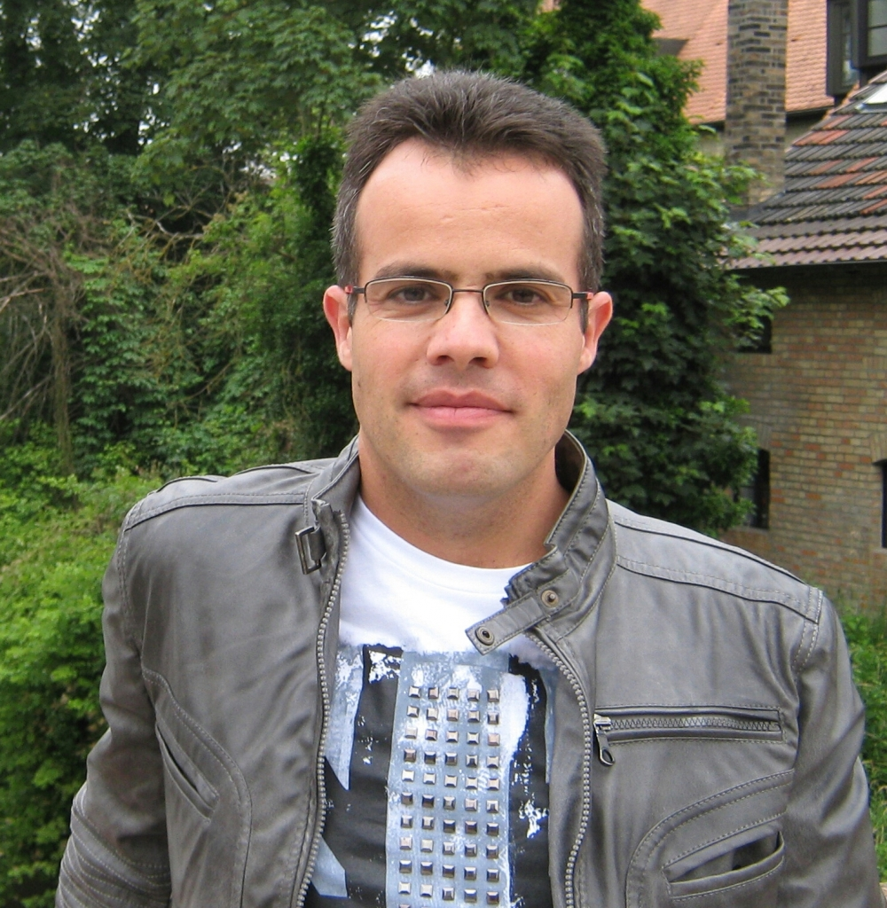 entrevista a Antonio Ramírez Suarez