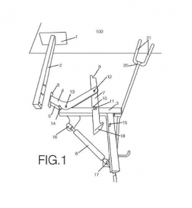 dispositivo de sujecion para bicicleta