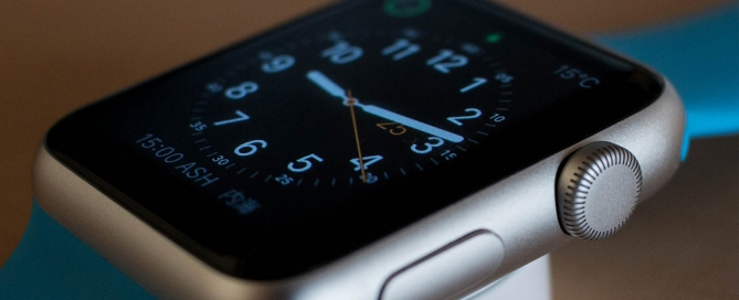 registros de disenos Apple Watch