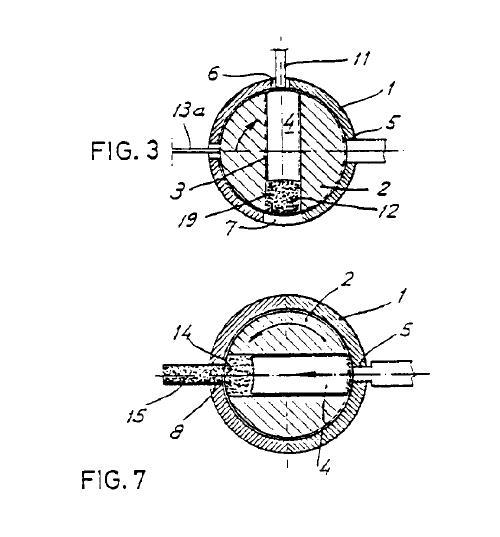 dispositivo conformador de albondigas