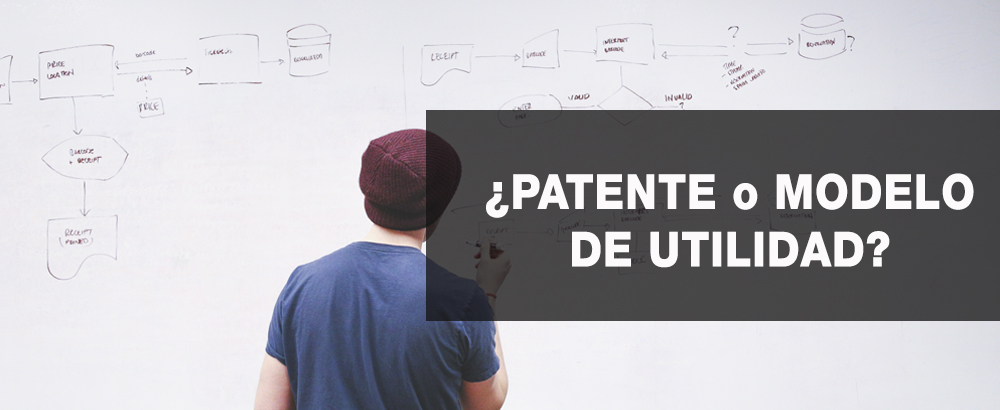 patentes y modelos de utilidad