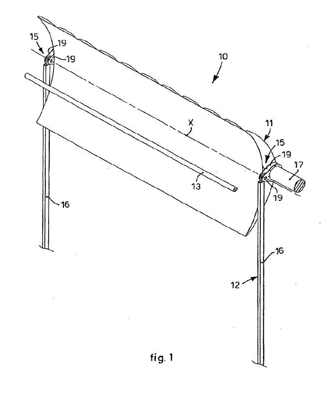 ejemplo de patente planta solar
