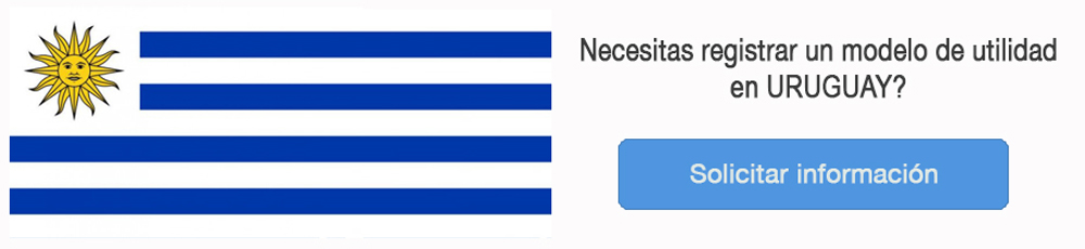 registro de modelos de utilidad en uruguay