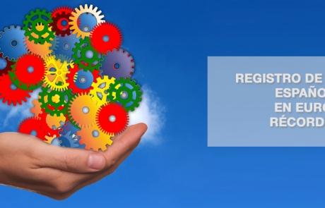 Registro de patentes españolas en Europa: récord en 2014
