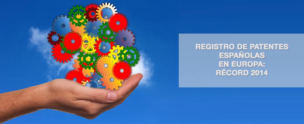 registro de patentes españolas en europa