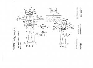 Invención escafandra Cousteau
