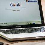 Evolución del logotipo de Google a través de sus registros