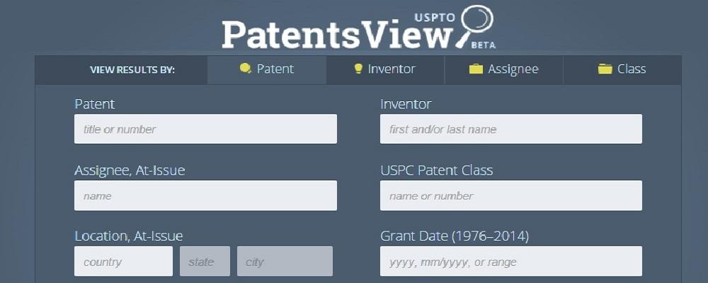 PatentsView
