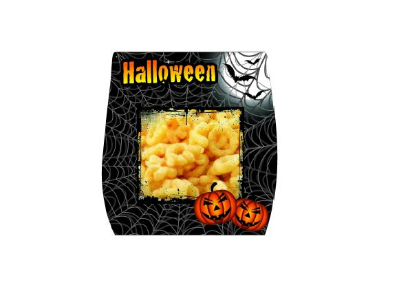 diseño packaging halloween