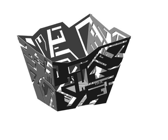 cesta hellraiser diseño kamir rashid