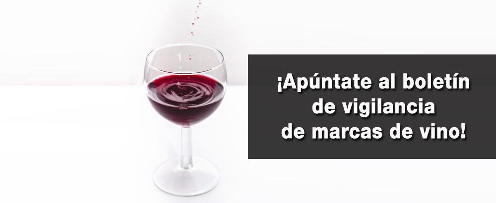 vigilancia de marcas de vino octubre 2015