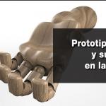 Prototipos, maquetas y su utilidad en las patentes