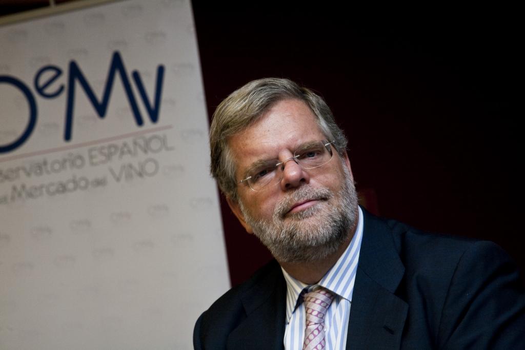 Rafael del Rey director del oemv