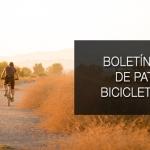 Boletín de vigilancia de patentes para bicicleta Enero 2016