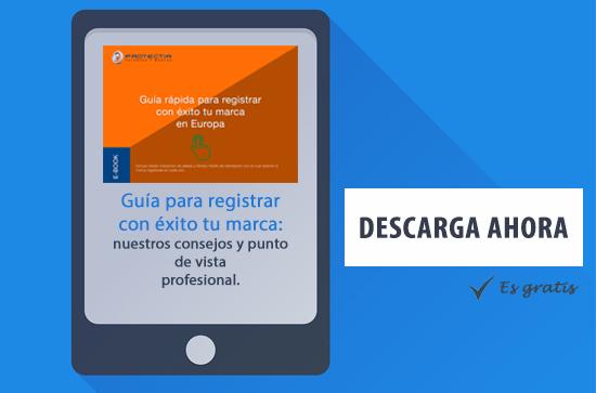 registrar marca en Europa ebook