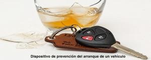Dispositivo de prevención del arranque de un vehículo